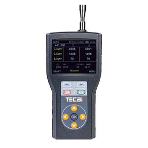 Mepart, medición partículas aire acondicionado