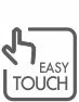 easy touch icono