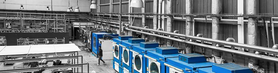 conductos de evacuacion para secadoras industriales