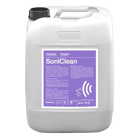 SoniClean detergente limpieza ultrasonidos