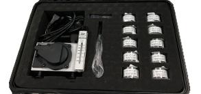 muestreador partículas sistemas SVAA