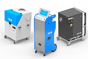 maquinas limpieza conductos de aire