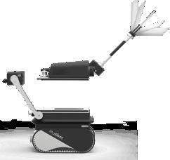 Kanalreinigungsroboter