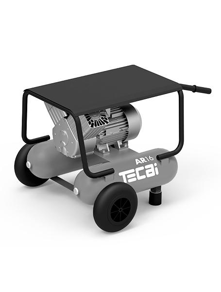Generador de aire comprimido para robots de cepillado