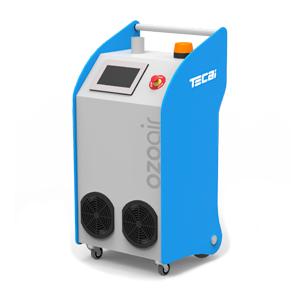 ozonizador inteligente para desinfección COVID--19