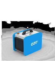 desinfectante ozono