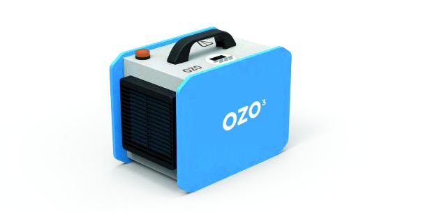 desinfectante do ozono