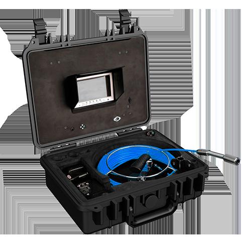 video inspeccion sistemas de climatizacion aire