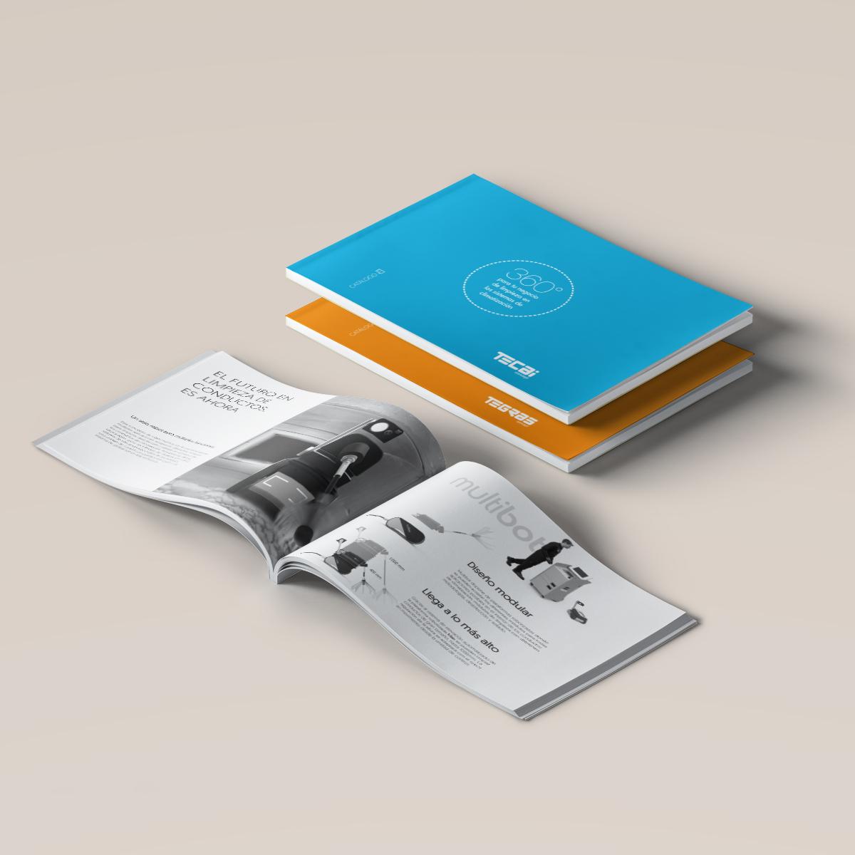 nuevos catalogos teinnova